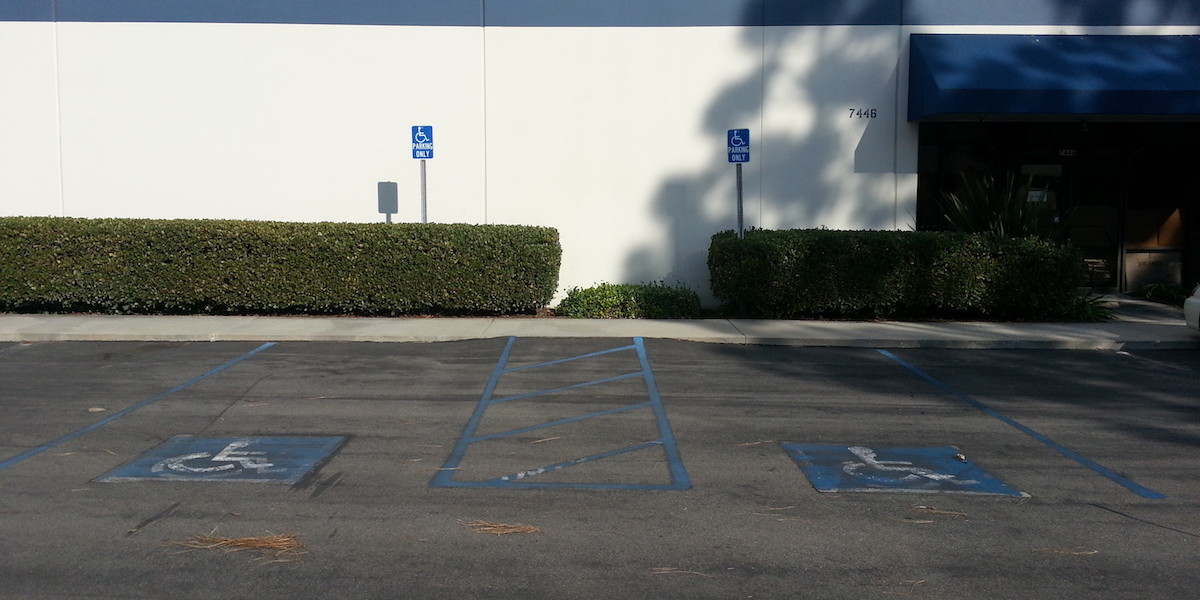 Garden Grove CA ADA Compliance