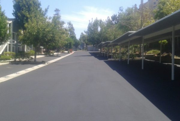 Asphalt in San Pedro Ca | Caliber Paving