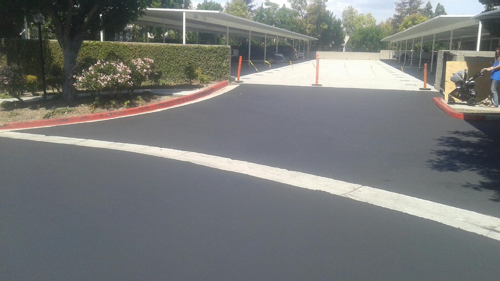Paving Company Los Angeles
