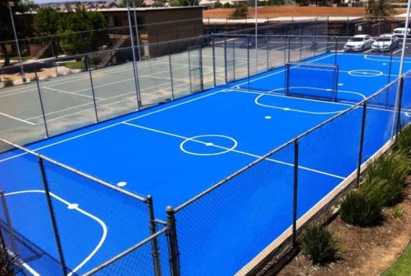 Los Angeles Futsal Court