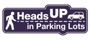 Heads Up In Parking Lots